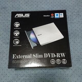 エイスース(ASUS)のASUS DVD-RWドライブ(PC周辺機器)