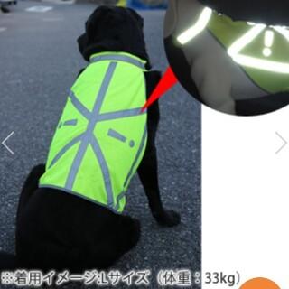 ハンター(HUNTER)の犬 セーフティベスト 反射材 ハンター(犬)