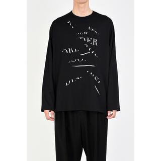 ラッドミュージシャン(LAD MUSICIAN)のlad musician19aw LONG SLEEVE BIG T-SHIRT(Tシャツ/カットソー(七分/長袖))