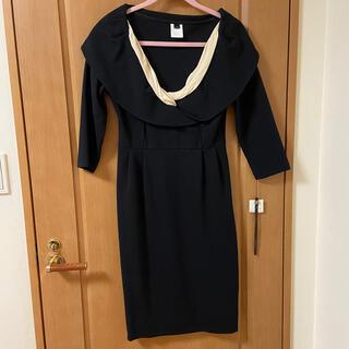 ダブルスタンダードクロージング(DOUBLE STANDARD CLOTHING)のsovの新品ワンピース(ひざ丈ワンピース)