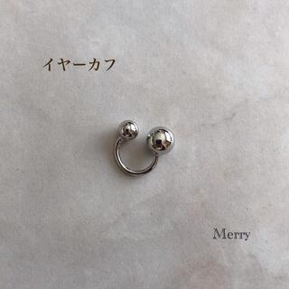 TODAYFUL - 【高品質】ミニボールイヤーカフ