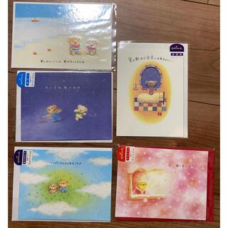 Hallmark グリーティングカード4枚➕ポストカード1枚(カード/レター/ラッピング)