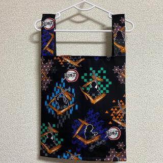 【お弁当用】レジ袋型 エコバック コンビニバック 裏地付き ハンドメイド (エコバッグ)
