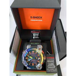 ジーショック(G-SHOCK)の★新品未使用★ GWF-A1000BRT-1AJR フロッグマン レインボー(腕時計(デジタル))