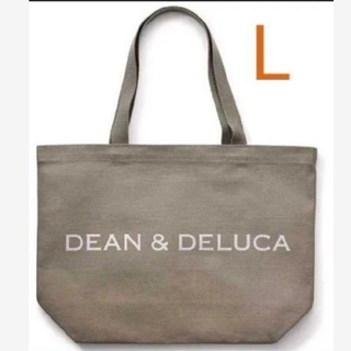 ディーンアンドデルーカ(DEAN & DELUCA)のディーン&デルーカ チャリティー トートバッグ Lサイズ❣️ ゆうパケット発送♪(トートバッグ)