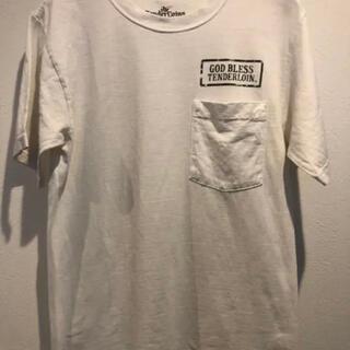 テンダーロイン(TENDERLOIN)の最終❗️初期のテンダーロインのTシャツ サイズS(Tシャツ/カットソー(半袖/袖なし))
