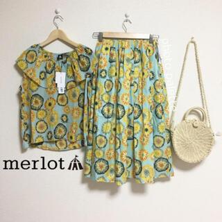 メルロー(merlot)のmerlot セットアップ(セット/コーデ)