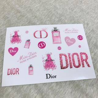 クリスチャンディオール(Christian Dior)のクリスチャンディオール ステッカー シール(シール)