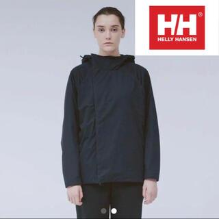ヘリーハンセン(HELLY HANSEN)の新品 HELLY HANSEN コンフォートトレックインサレーションフーディー(ダウンジャケット)