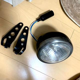 バイク ヘッドライト(パーツ)