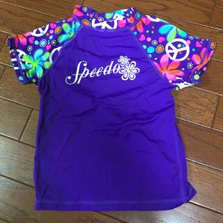 スピード(SPEEDO)の新価格7歳スピードラッシュガード(マリン/スイミング)