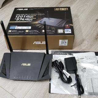 エイスース(ASUS)のRT-AX56U(PC周辺機器)