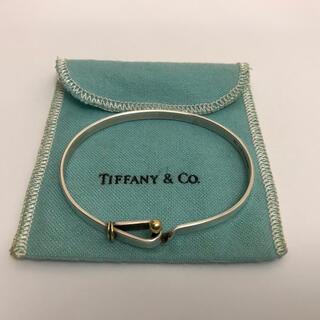 ティファニー(Tiffany & Co.)のティファニー コンビ バングル AC15(ブレスレット/バングル)