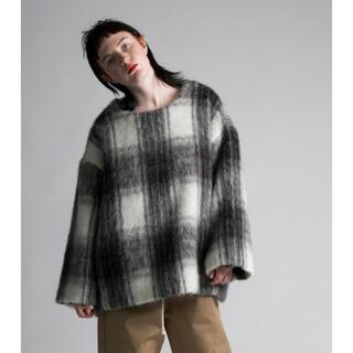 my beautiful landlet 19aw mohair knit(ニット/セーター)