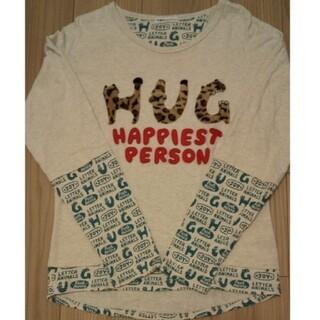 ラフ(rough)のrough長袖Tシャツ(匿名配送)(Tシャツ(長袖/七分))