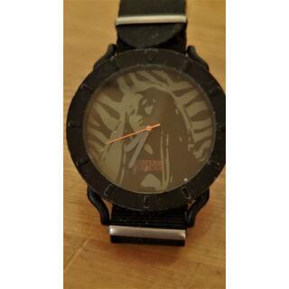 ヒステリックグラマー(HYSTERIC GLAMOUR)の非売品ヒステリックグラマーオリジナル腕時計中古(腕時計(アナログ))