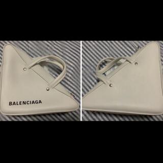 バレンシアガバッグ(BALENCIAGA BAG)のバレンシアガ  トライアングル ダッフル ハンド ショルダー バッグ(ショルダーバッグ)