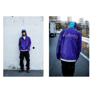 【XLARGE×Columbia】ナイロンジャケット