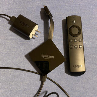 Amazon fire TV(映像用ケーブル)