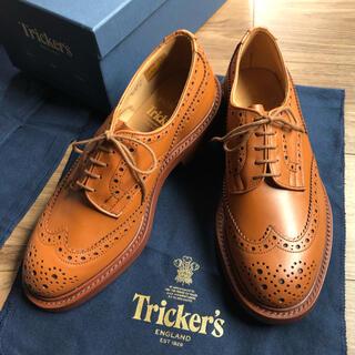 Trickers - 新品未使用 Tricker's トリッカーズ ブローグブーツ