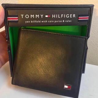 トミーヒルフィガー(TOMMY HILFIGER)の【新品】TOMMY HILFIGER 二つ折り財布(折り財布)