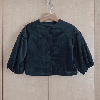 エフオーキッズ(F.O.KIDS)のバルーン袖ジャケット(ジャケット/上着)