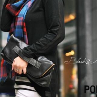 ユナイテッドアローズ(UNITED ARROWS)のポップコーンミラノ 本革2wayバッグ(ショルダーバッグ)