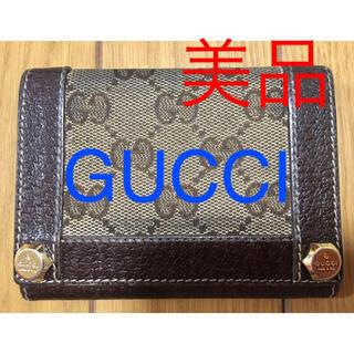 グッチ(Gucci)のただ今タイムセール  美品 GUCCI グッチ 財布 (財布)