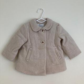 ザラキッズ(ZARA KIDS)の新品未使用タグつき!ZARA Baby コート(ジャケット/コート)