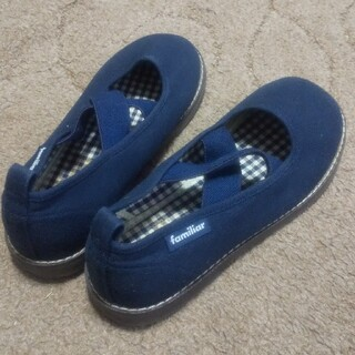 ファミリア(familiar)のファミリア 靴 18cm(スニーカー)