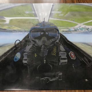 航空自衛隊 Tー4 ブルーインパルス  クリアファイル(その他)