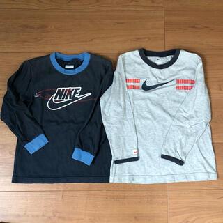 ナイキ(NIKE)のナイキ 長袖Tシャツ 110センチ 2枚セット(Tシャツ/カットソー)
