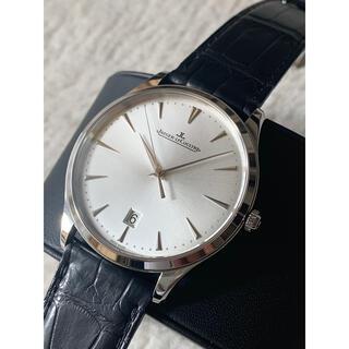 ジャガールクルト(Jaeger-LeCoultre)のマスターウルトラスリム デイト Q1288420 (174.8.37.S)(腕時計(アナログ))