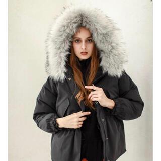 アメリヴィンテージ(Ameri VINTAGE)のAMAIL Eskimo warm coat(ダウンコート)