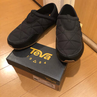 テバ(Teva)の【新品未使用】 TEVA エンバーモック スリッポン サンダル 25.5㎝(スニーカー)