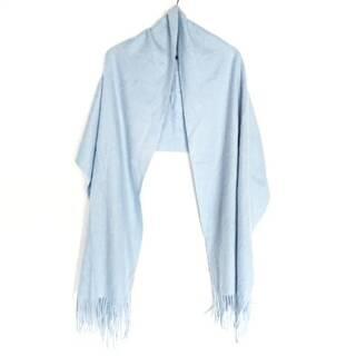 ランバンオンブルー(LANVIN en Bleu)のランバンオンブルー ストール(ショール) -(マフラー/ショール)