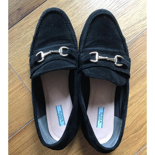 イエナ(IENA)のスエード ローファー(ローファー/革靴)