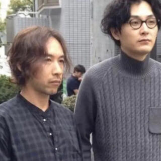 アンダーカバー(UNDERCOVER)の松田龍平 12AW ニット アンダーカバー(ニット/セーター)