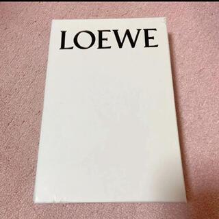 ロエベ(LOEWE)のロエベ 空箱 布袋(ショップ袋)
