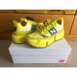 ニューバランス(New Balance)のNB for Jaden Smith Vision Racer Yellow(スニーカー)