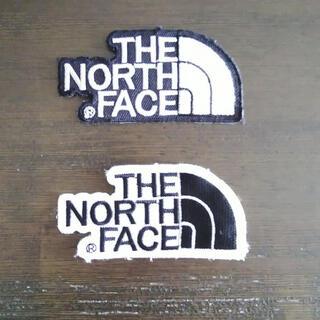 ザノースフェイス(THE NORTH FACE)のアイロンワッペン THE  NORTH  FACE(各種パーツ)