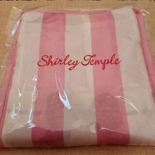 シャーリーテンプル(Shirley Temple)のShirley Temple 未使用 エコバッグ  L ピンク(その他)