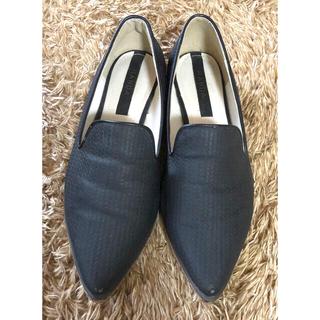 ランダ(RANDA)の【RANDA】ランダ  フラットシューズ(ローファー/革靴)