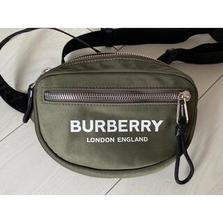バーバリー(BURBERRY)の【国内正規品】BURBERRY ボディバッグ(ボディーバッグ)