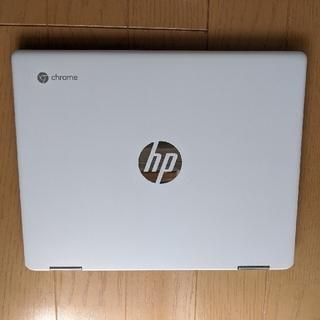 ヒューレットパッカード(HP)の【新品同様】HP Chromebook x360 12b-ca0000(ノートPC)