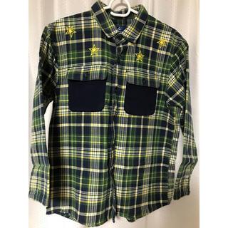 ウィズ(whiz)の★whiz limited チェックシャツ Lサイズ★中古(シャツ)