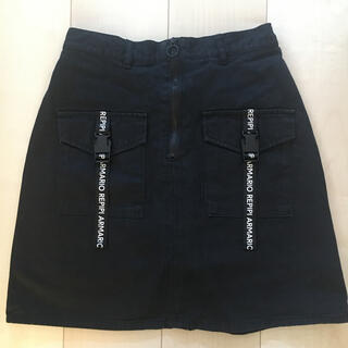レピピアルマリオ(repipi armario)の未使用!レピピアルマリオ L 160cm スカート repipi armario(スカート)
