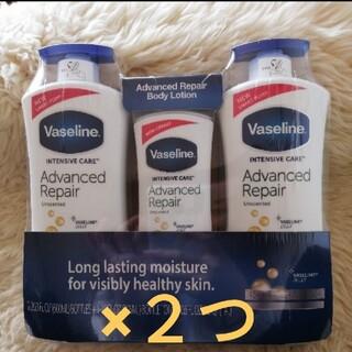ヴァセリン(Vaseline)のワセリン インテンシブケア アドバンストリペア(ボディローション/ミルク)