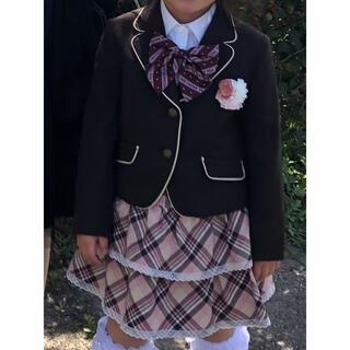 お値下げ!入学式 女の子 フォーマルスーツ 120(ドレス/フォーマル)