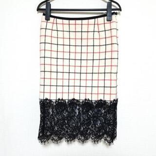 サカイ(sacai)のサカイ スカート サイズ1 S レディース -(その他)